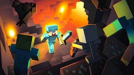 Microsoft plays Minecraft | Infinite Profit | Scoop.it