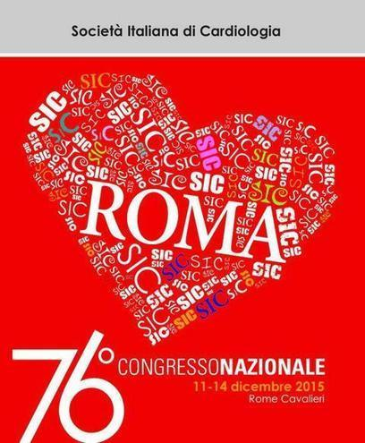 Congresso SIC 2015, efficacia e sicurezza di edoxaban | Social Media Press | Scoop.it