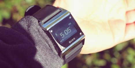 Basis B1 Health Tracker Smartwatch (2014) Review and Giveaway | Discover Sigalon Valley - Where the Tags are the Topics | Scoop.it