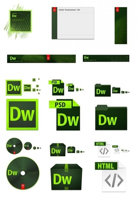 The CS6 Desktop Brand System | Adobe Brand Experience | Design and Tech | Scoop.it