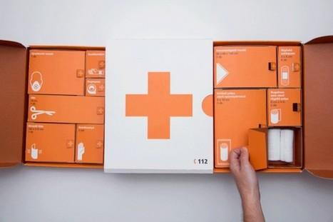 Concept de Kit de Premiers Secours | Identité visuelle | Scoop.it