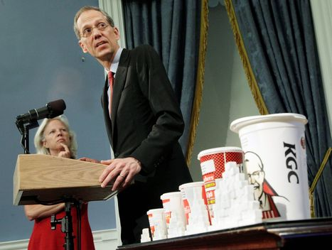 Study: Limiting soda size causes people to buy more | Radio Show Contents | Scoop.it
