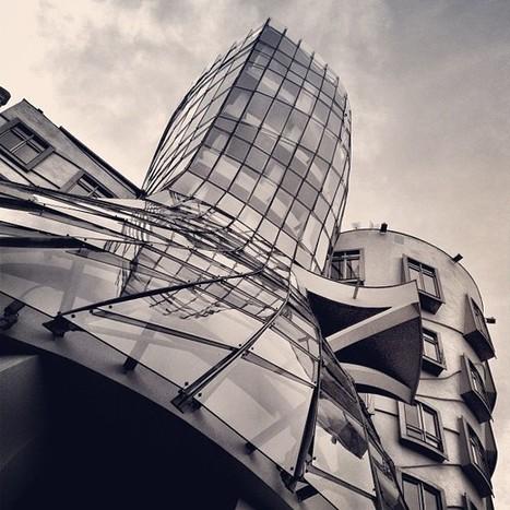 Frank Gehry & Vlado Milunić's Dancing House... | Digital-News on Scoop.it today | Scoop.it