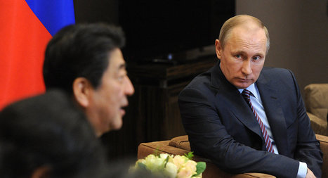 Le Japon perce l'isolement international de la Russie | Echanges franco-japonais | Scoop.it