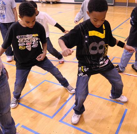 Math in Your Feet | Future Third Grade Reading and Math Teacher | Scoop.it