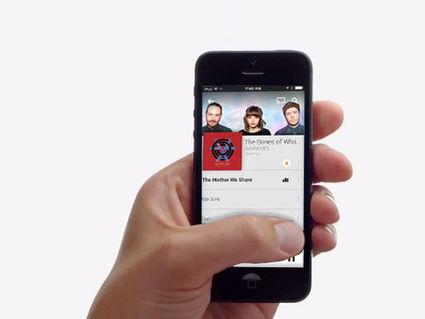 [MUSIQUE] L'application Google Play Musique débarque sur iOS | Event | Scoop.it