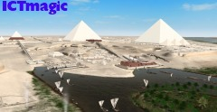 Giza 3D | Help with HSIE History and geography 7-10 | Scoop.it