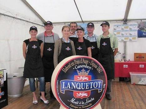 Dans le Calvados, la fromagerie Lanquetot c'est 120 ans de savoir-faire | The Voice of Cheese | Scoop.it
