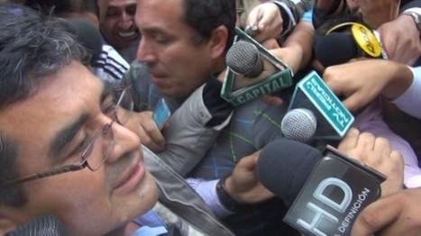 César Álvarez ya está en manos de las autoridades   Notas de clase   Scoop.it