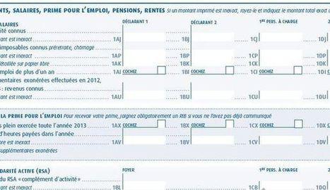 Impôts 2014 : les déclarations de revenus arrivent, quelles sont les ... - L'Express | Impôts et fiscalité | Scoop.it