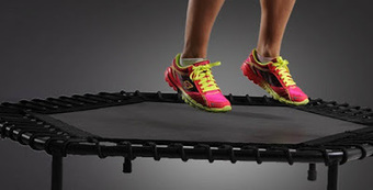 Trampoline for Fun & Fitness ~ Best4Fit | Health & Fitness | Scoop.it