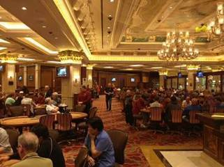 Despite planned boycott, players are all in at Venetian poker tables - VEGAS INC | This Week in Gambling - Poker News | Scoop.it