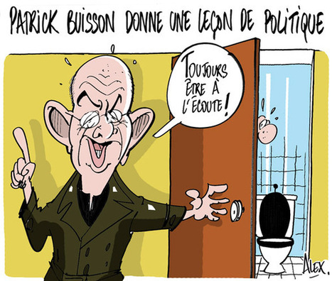 Leçon de politique de Patrick Buisson | Baie d'humour | Scoop.it