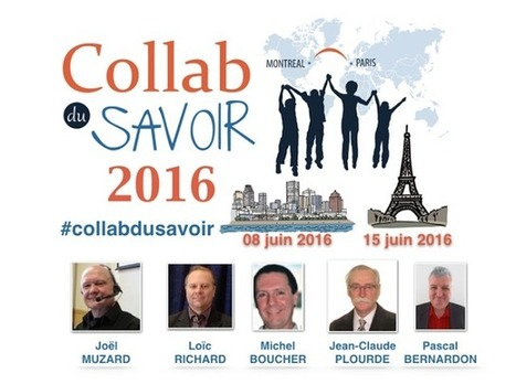 Les sujets traités au Co-Lab 2016 | Management collaboratif | Scoop.it