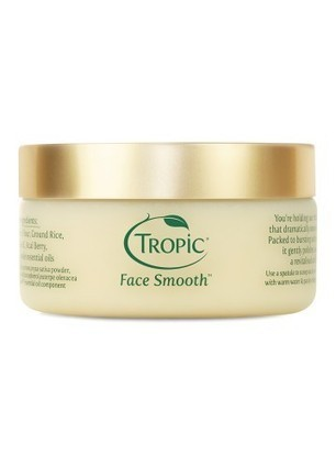 Face Smooth  Polish   100ml   Tropic Skin Care   Scoop.it