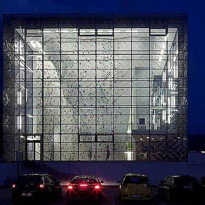 This Building Becomes Transparent at Night | Digital-News on Scoop.it today | Scoop.it