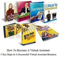 Working From Home As A Virtual Assistant | Home Business | Scoop.it