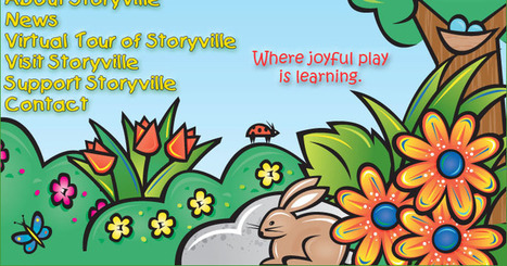 BCPL Storyville - Where joyful play is learning | What's Next for Libraries? | Scoop.it