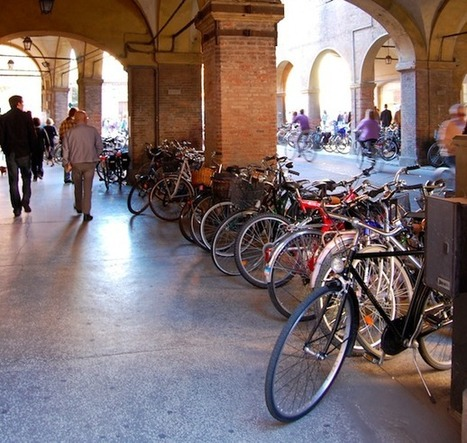 Italians Love their Cars, but in Modena, the Bicycle Reigns | This Big City | Urban Life | Scoop.it