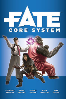 "First Impressions: ""Fate Core"" Roleplaying Game 