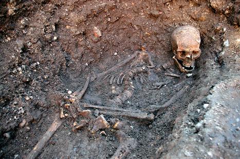 Le squelette de Richard III s'offre un sacré lifting | Merveilles - Marvels | Scoop.it