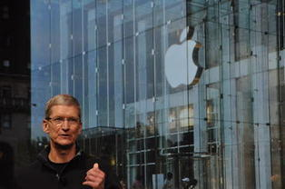 Apple CEO Tim Cook donates $100 million to charity - CNET | Apple in Business | Scoop.it