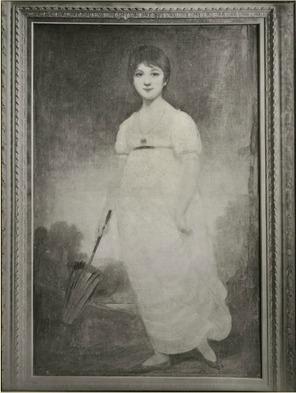 Un tableau de Jane Austen en jeune fille authentifié... par une photo | BiblioLivre | Scoop.it