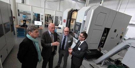 Béarn : un grand centre de transformation des métaux pour l'aéronautique   Forge - Fonderie   Scoop.it