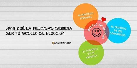 ¿Por qué la felicidad debiera ser tu modelo de negocio? | Orientar | Scoop.it