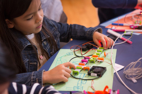 Why It's Critical for the Next Gen to Be Tech Creators Not Consumers | Teachning, Learning and Develpoing with Technology | Scoop.it