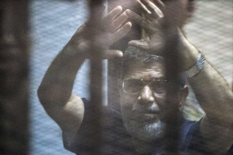 Egyptian Court Sentences Ousted President Morsi to Death | Shahriyar Gourgi | Scoop.it
