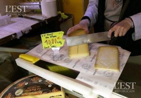Franche-Comté : le sacro-saint Comté imité ! | thevoiceofcheese | Scoop.it