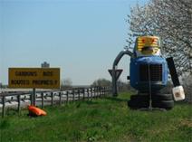 Des monstres de déchets le long des routes - Ministère du Développement durable   Tout le web   Scoop.it