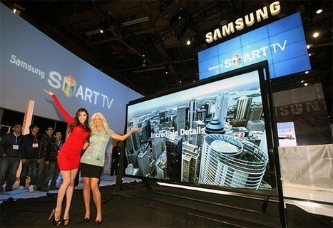 Samsung UN85S9 – An Ultra HDTV That Blows Everything Out Of The Water | Technological Sparks | Scoop.it