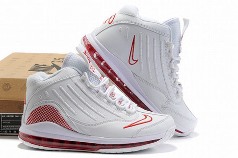 griffey max 2.5 white red men shoes | popular and new list | Scoop.it