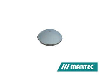 Martec Four Seasons Alpha Oyster Light Kit Brushed Nickel | Ceiling Fans | Ceiling Fans Lights | Scoop.it