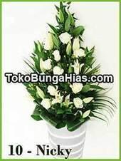 Karangan Bunga Untuk Duka Cita | Toko Bunga | Scoop.it
