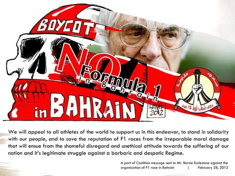 No Bahrain F!! | Human Rights and the Will to be free | Scoop.it