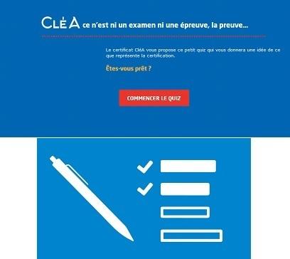 Certificat CléA : Quiz | Cléa | Scoop.it
