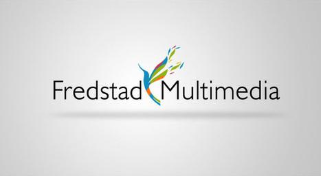 Logo Design for Fredstad Logotype by Princepal   Think360studio   Scoop.it