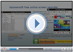 Apowersoft Free Online Screen Recorder - Web-based Screen recorder | Animations, Videos, Images, Graphics and Fun | Scoop.it