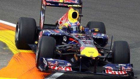 BBC Sport - Fernando Alonso leads Lewis Hamilton in Valencia practice   mjmobbs Formula 1   Scoop.it