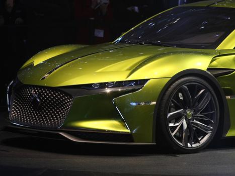 DS con la futuristica E-Tense al Salone di Ginevra - ecoAutoMoto.com | Mobilità ecosostenibile: auto e moto elettriche, ibride, innovative | Scoop.it