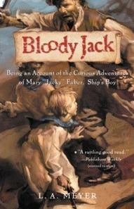Character Corner   Bloody Jack by L.A. Myer   Readers Advisory For Secondary Schools   Scoop.it