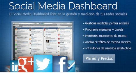 Las mejores aplicaciones para gestionar redes sociales | Saber mas en tecnología, compartir es la via | Scoop.it