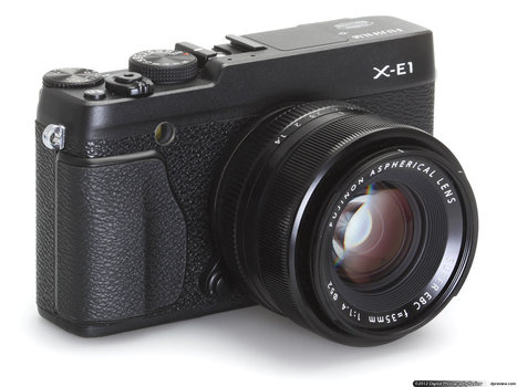 Fujifilm X-E1 hands-on preview | Digital Photography Review | Fuji X Pro 1 News | Scoop.it