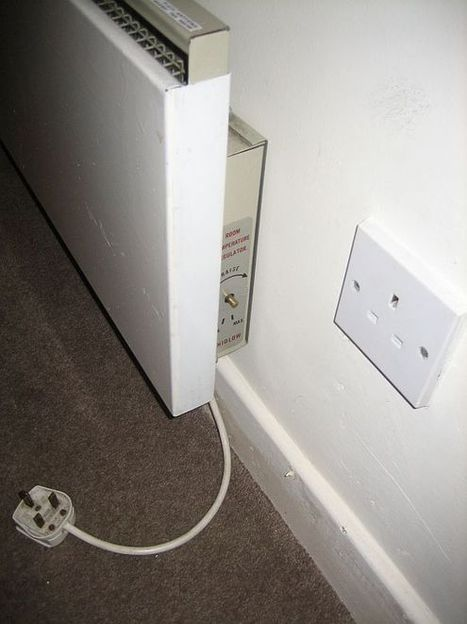 Old wall mounted electric heaters | Electricians Forums | Home Design | Scoop.it