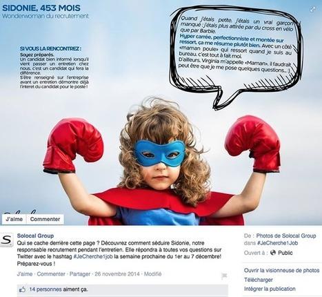 Marque Employeur : le recrutement par les réseaux sociaux | Expériences RH - L'actualité des Ressources Humaines | Scoop.it