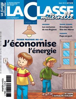 La Classe - Présentation des revues professionnelles pour l'enseignant | Pierre-André Fontaine | Scoop.it