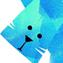 Children's Books: 'Cat Tale' and 'Red Cat Blue Cat' | Read Ye, Read Ye | Scoop.it